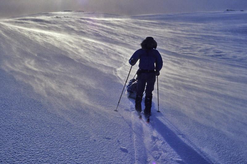 Training vooraf op Noordkaap