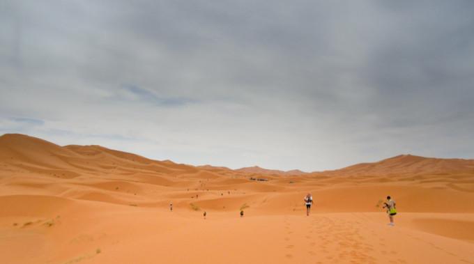MDS 2010 – Dag 2 – 35,5 km: De duinen in