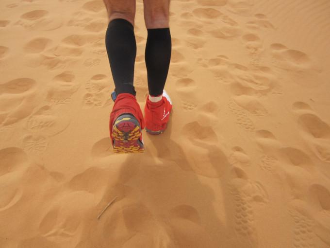 MDS 2010 – Dag 3 – 40 km: De eerste (bijna) marathon-etappe