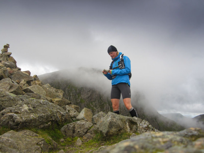 Ultiem & eenzaam bergloopavontuur