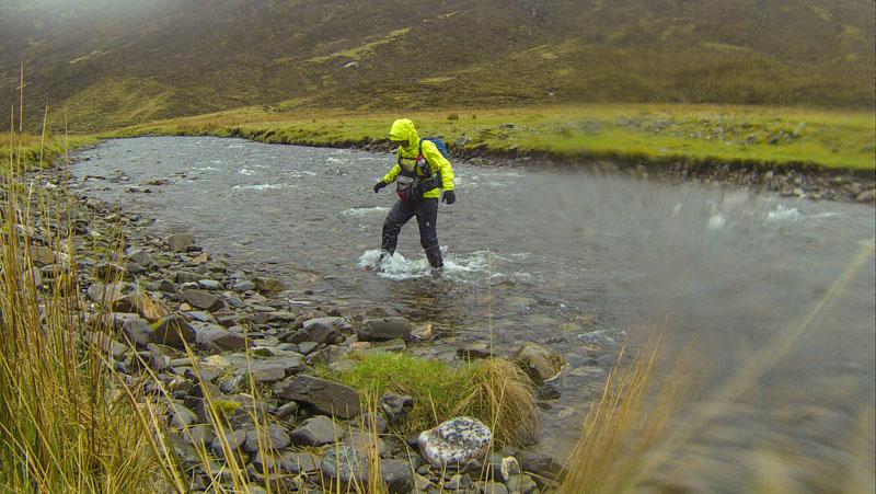 Dag 42 – Excessive rain