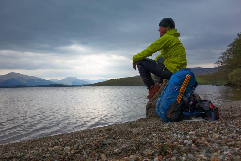 Dag 33 – Bonnie, bonnie banks of Loch Lomond
