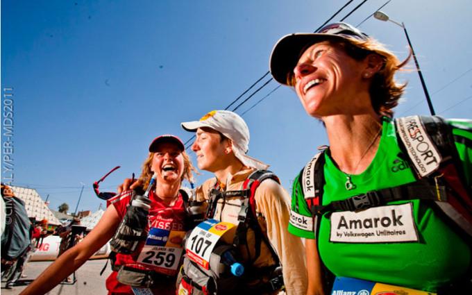 MDS 2011 – Dag 7 – 17,7 km: Op naar de finish
