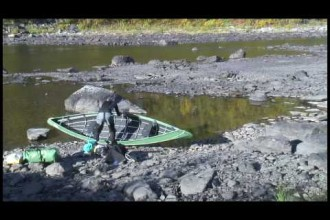 Video thumbnail for youtube video Cursus open-kanovaren op wild water