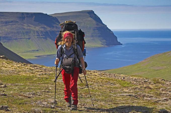 Reportage: Solo te voet in 40 dagen over IJsland