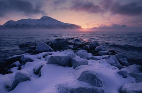 Tromsø's winternacht