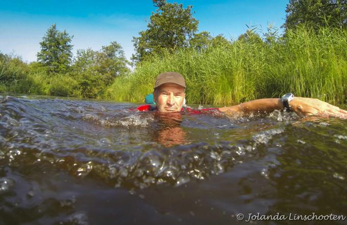 Zwemtocht in De Wieden