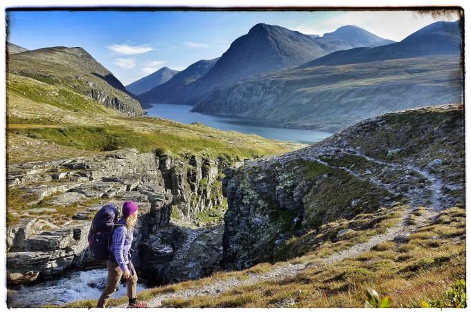 Rondane-reportage: geluk