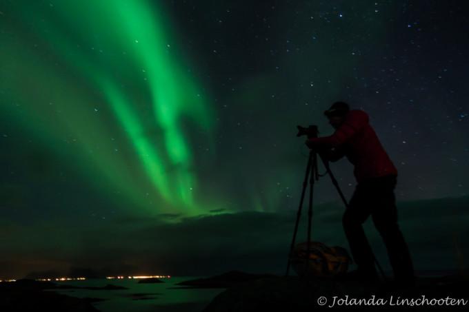 Poollicht fotoreis Lofoten 2015