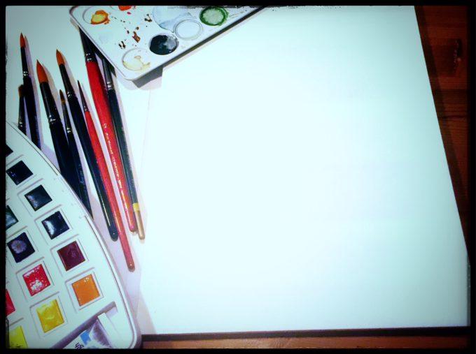 Blanco pagina