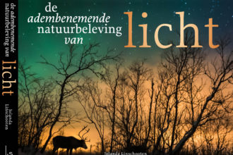 Linschooten, Jolanda - Licht Cover oblong met rug HR