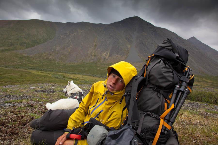 Reportage: 'Survival in de Yukon'