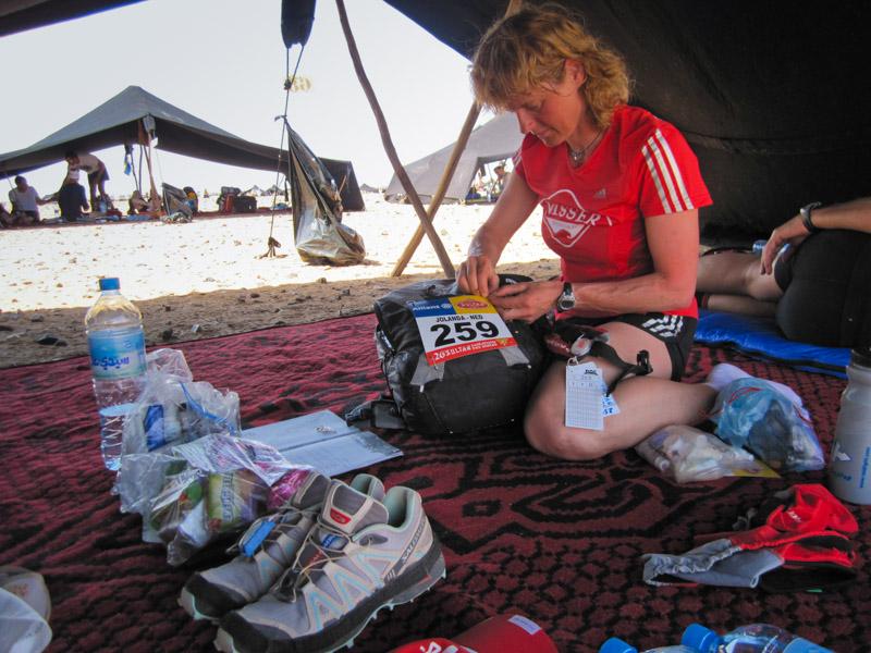 MDS 2010 – Dag 1 – 29 km: De start