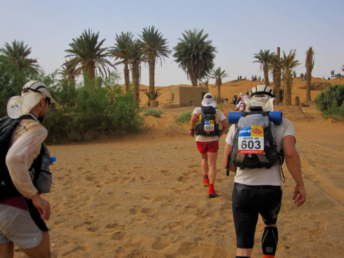 MDS 2011 – Dag 3 – 38 km: The flow!
