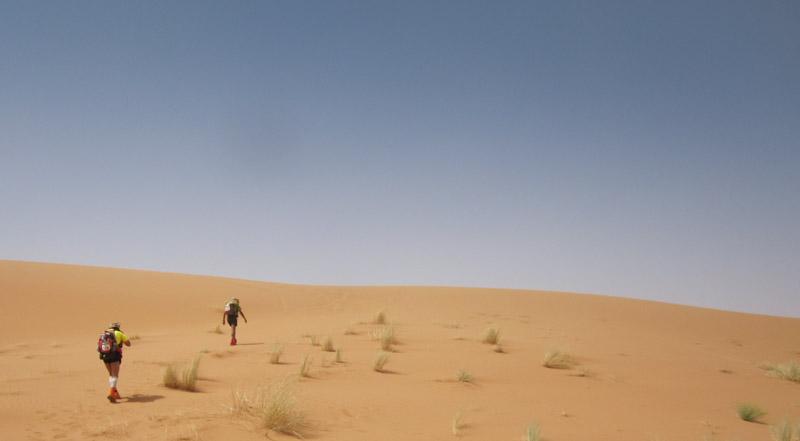 MDS 2010 – Dag 6 – 42 km: Nu nog een marathon…