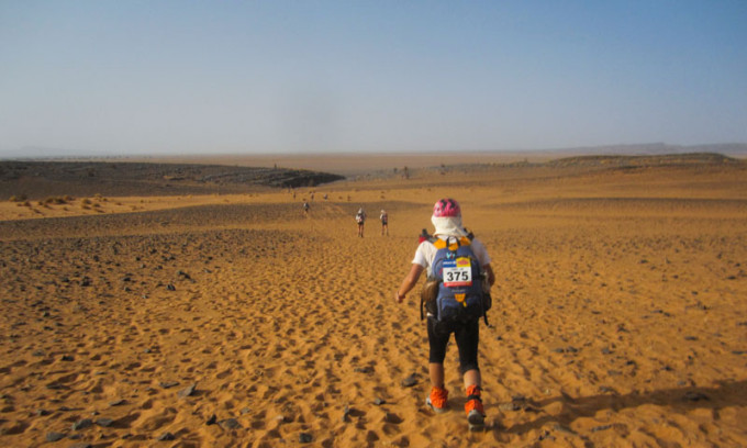 MDS 2011 – Dag 4 – 82 km: The longest day