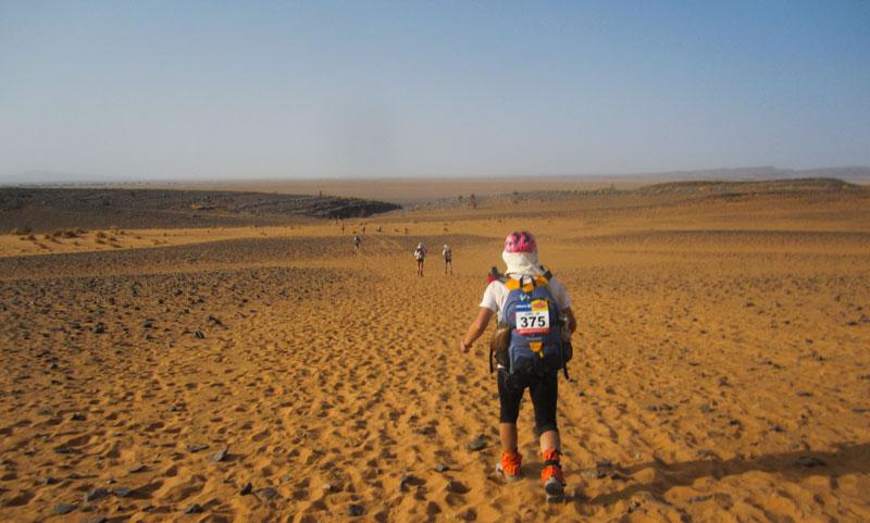 MDS 2011 – Dag 4 – 82 km: The longest day