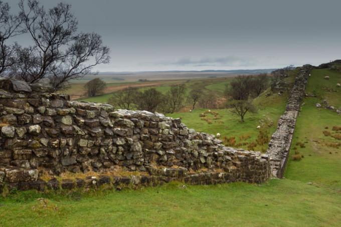 Dag 26 – Hadrian's wall