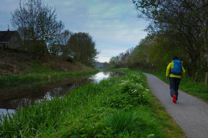 Dag 31 – Pentland Hills & Union Canal