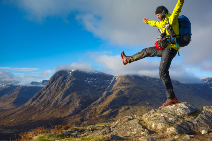 Dag 36 – Dancing on the Devils Staircase