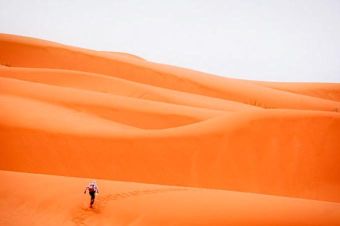 MDS 2011 – Dag 1 – 33 km: Erg Chebbi
