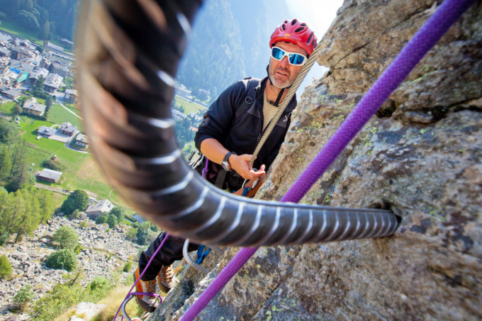Reportage: Outdoor in Aosta