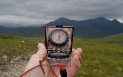 Kompaskoers