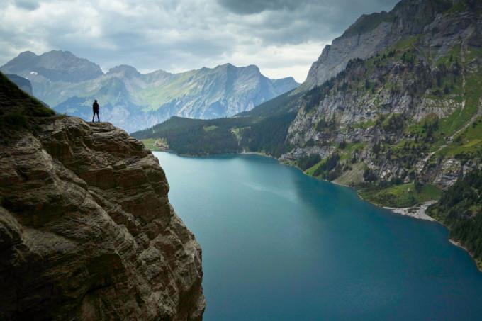 Reportage: Verliefd op de bergen