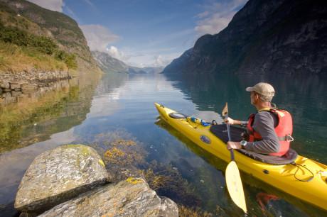 Fjordkayak