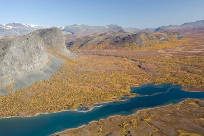 Nieuw trailrun-avontuur Kungsleden
