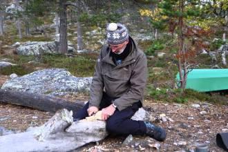 Video thumbnail for youtube video Kano-bushcrafttocht door Rogen, Zweden - Jolanda Linschooten