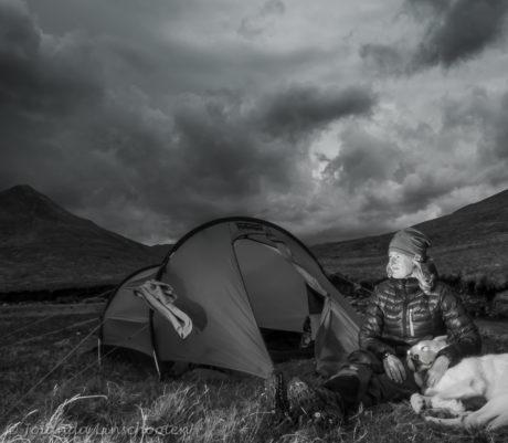 Schotland met Herschel