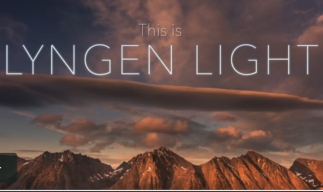 Lyngen Light in beeld