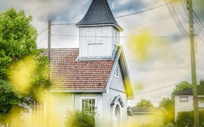 Kapel van Vestfossen