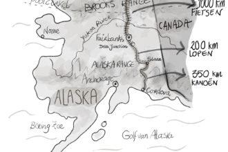 overzichtskaart Alaska totaal