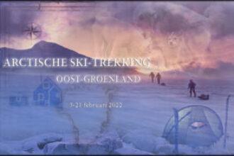 ARCTISCHE SKI-TREKKING OOST-GROENLAND